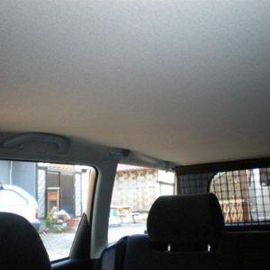 アウディA4ワゴン 天井内装張り替え