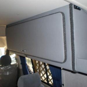 200系ハイエース収納ボックス製作